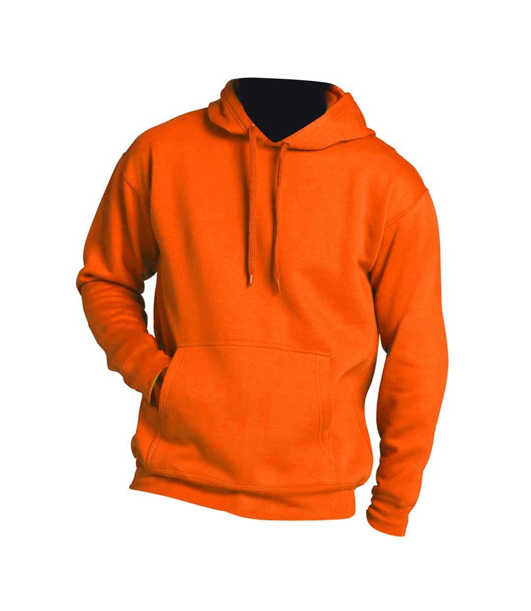 Sols Slam - Sweatshirt À Capuche - Homme (Orange) - UTPC381