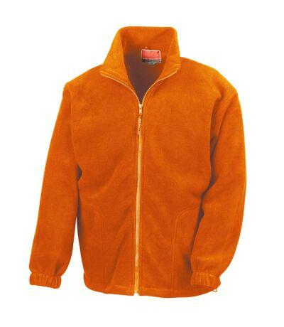Result Core - Veste polaire anti-boulochage - Homme (Orange) - UTBC922