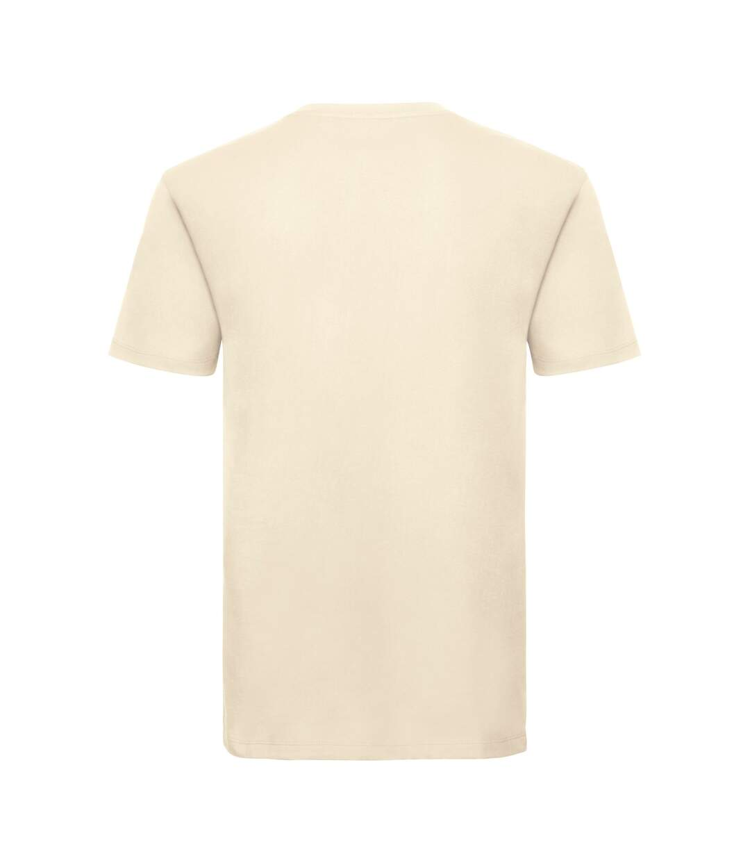 Russell Mens Authentic Pure Organic T-Shirt (Natural) - UTPC3569