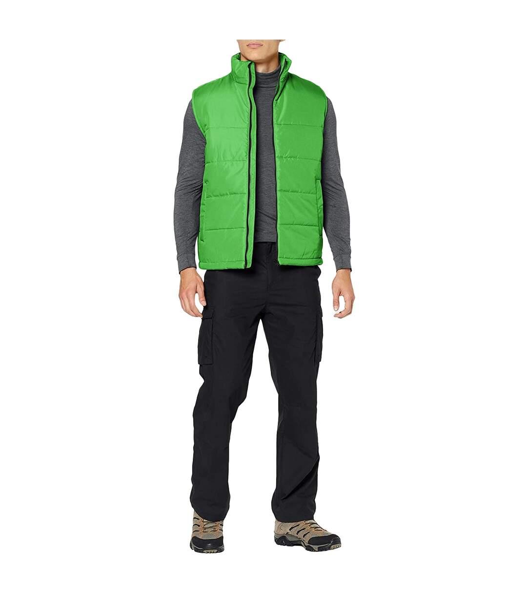 Regatta Mens Access Insulated Bodywarmer (Extreme Green/Black) - UTRG3564