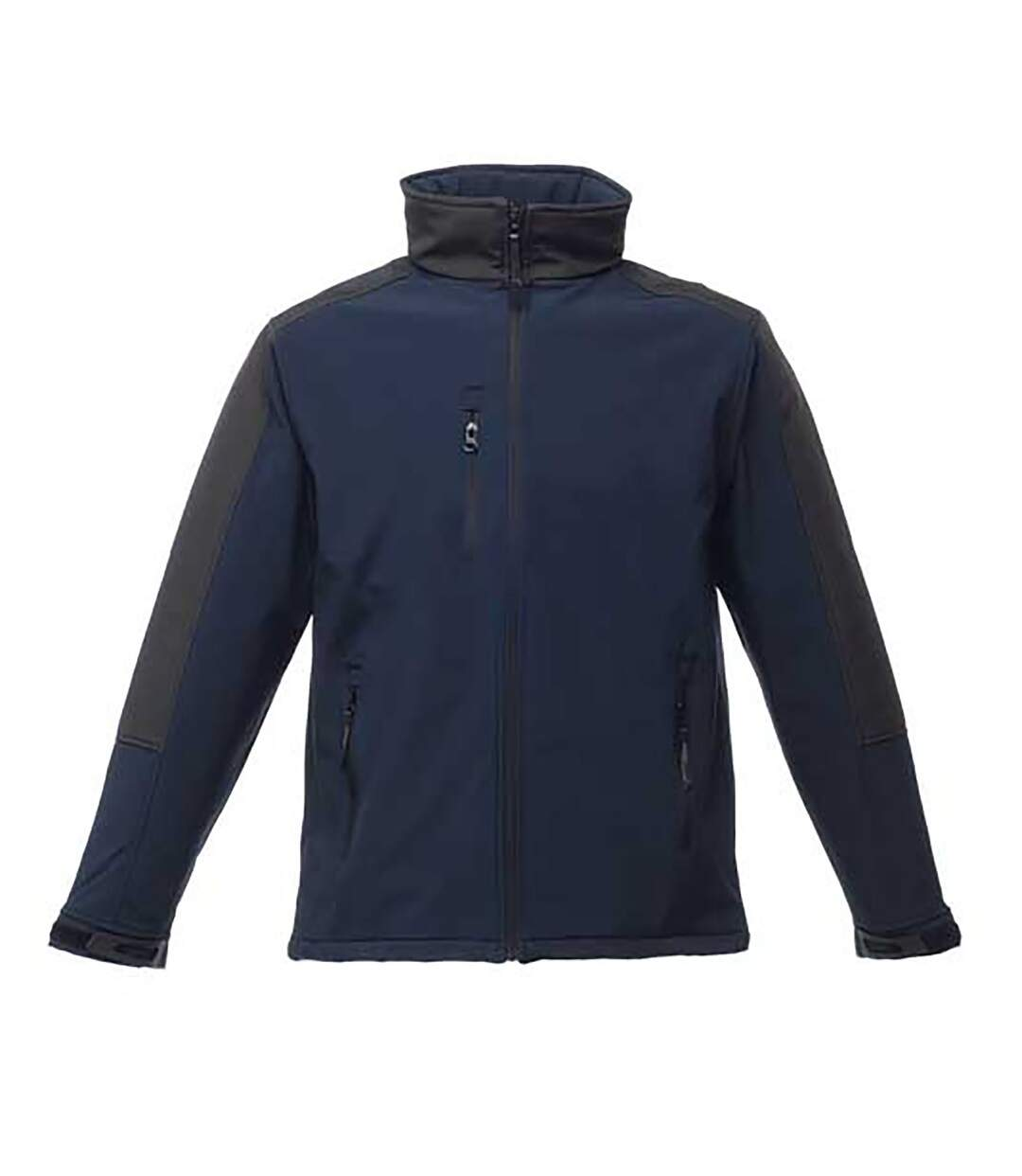 Regatta Mens Hydroforce 3-layer Membrane Waterproof Breathable Softshell Jackets (Black) - UTRG1629