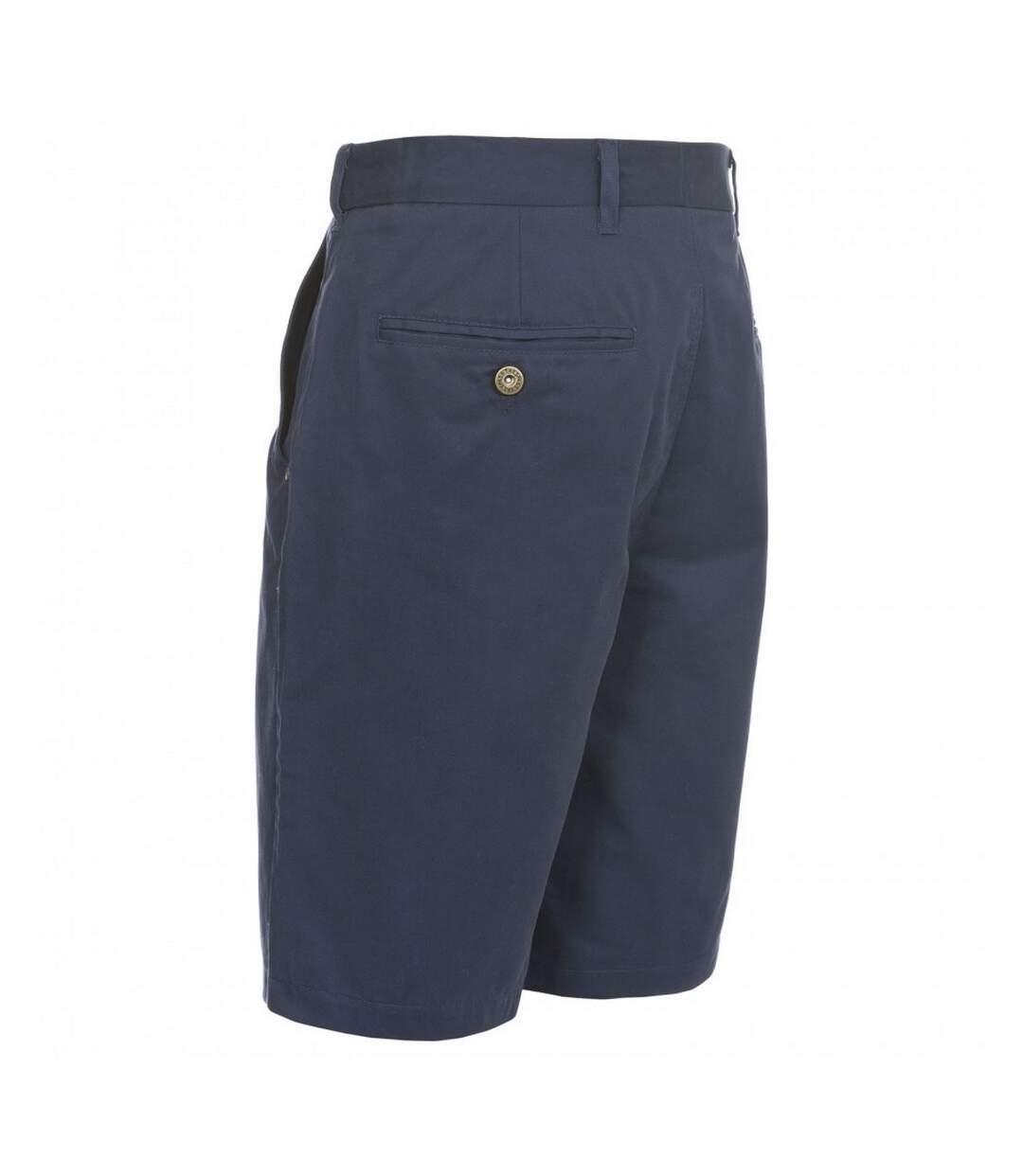 Trespass Mens Firewall Casual Shorts (Navy Blue) - UTTP3388