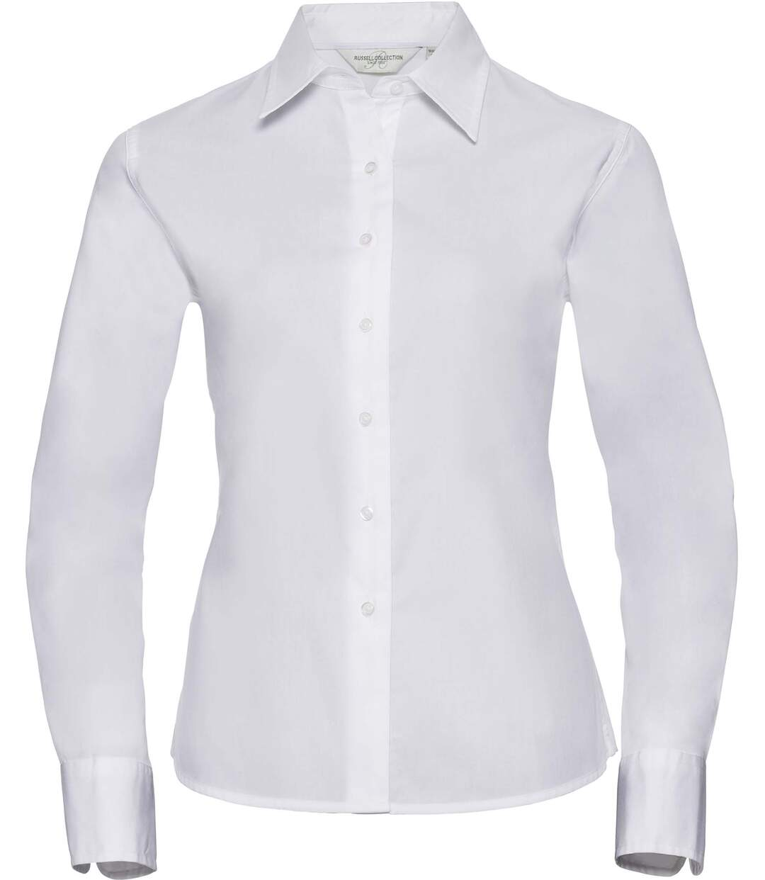 Chemise manches longues twill