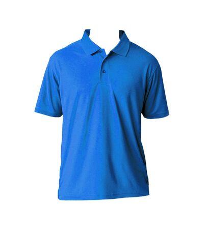 AWDis Cool Mens SuperCool Sports Performance Short Sleeve Polo Shirt (Sapphire Blue) - UTRW2541