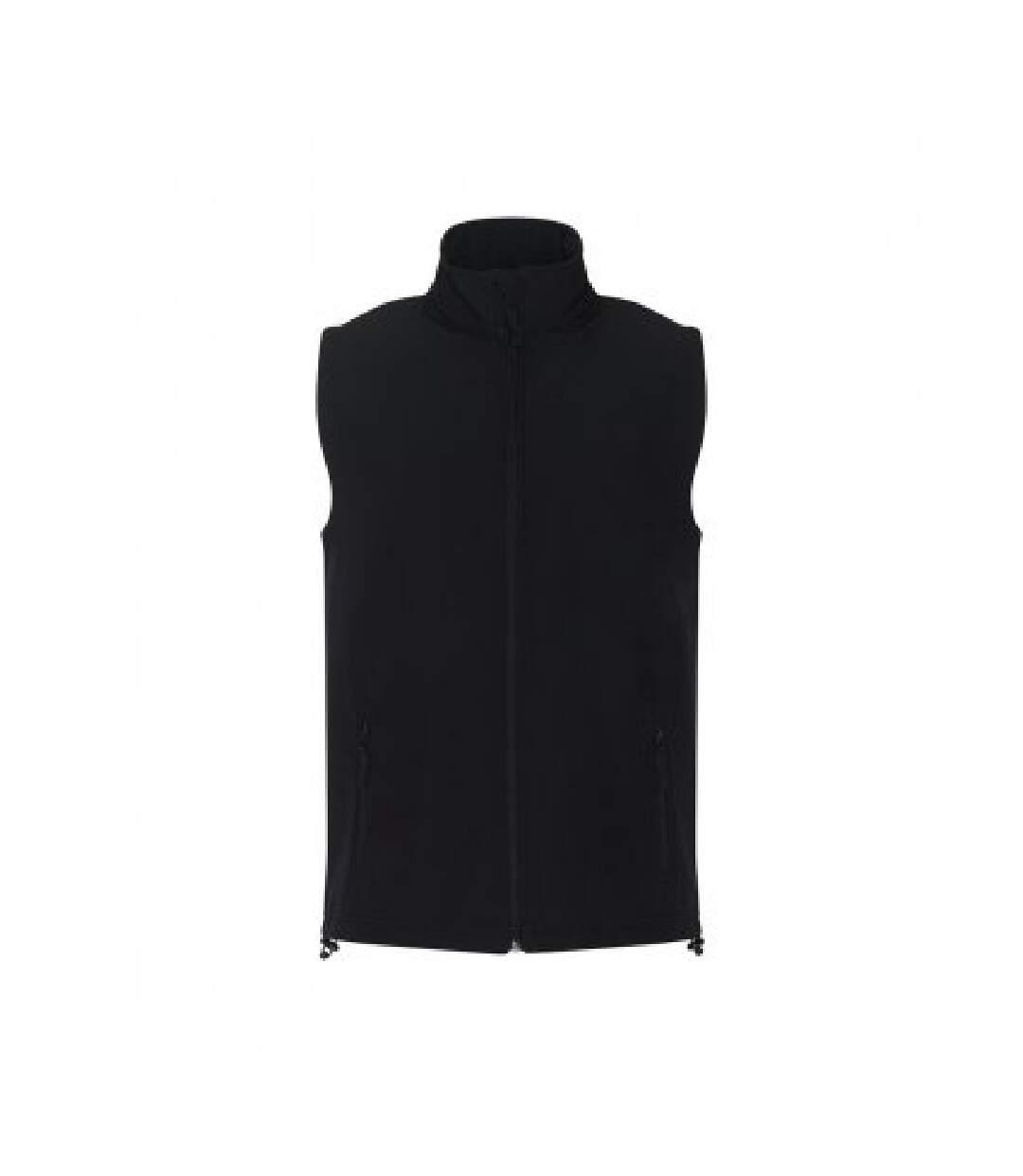 Pro Rtx - Veste Sans Manches En Softshell Pro - Homme (Noir) - UTPC3251