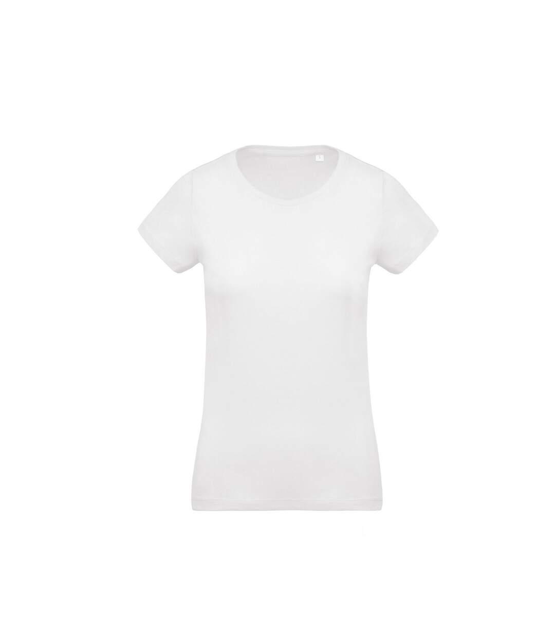 Kariban - T-Shirt - Femme (Blanc) - UTPC2988
