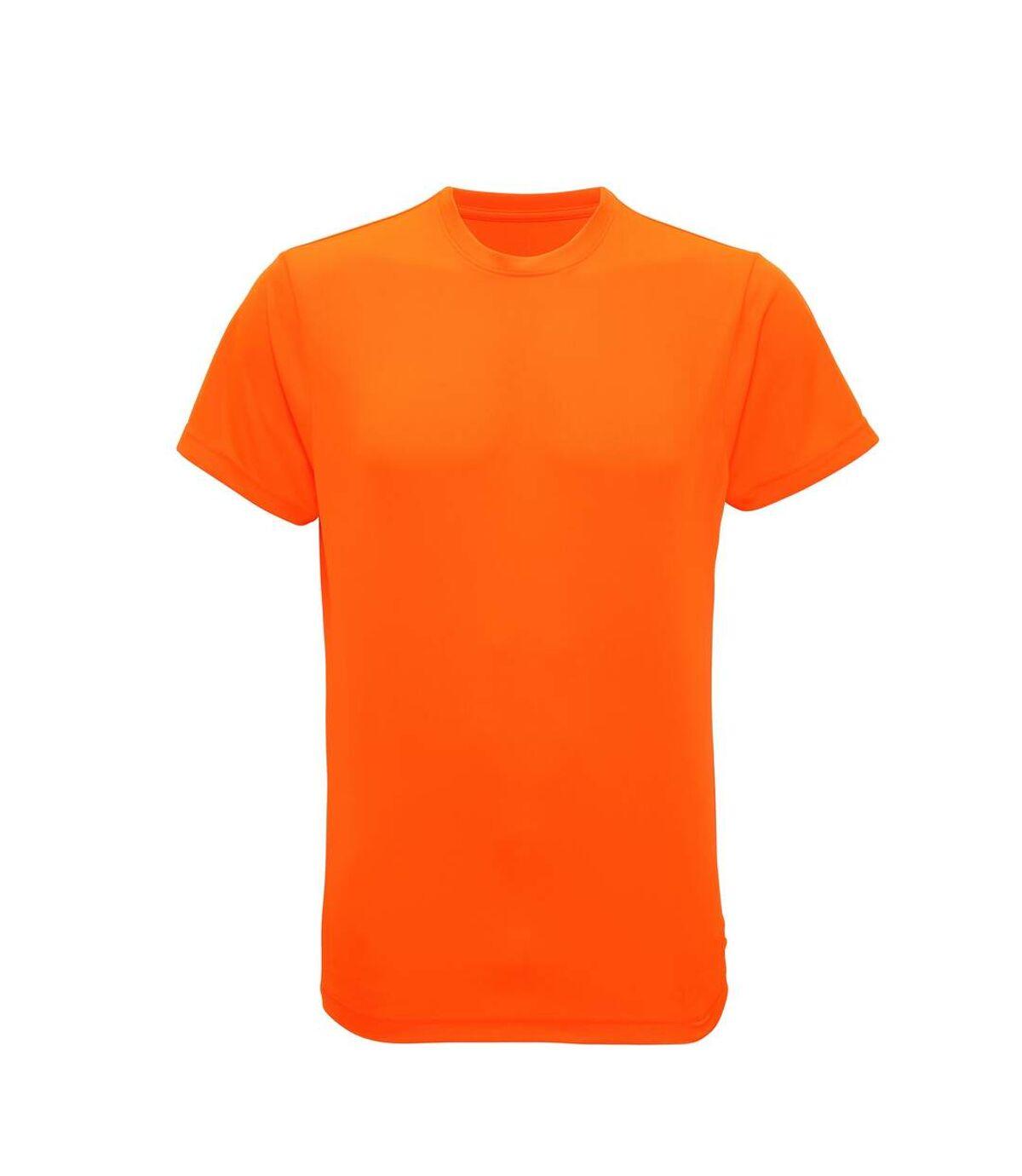 Tri Dri Mens Short Sleeve Lightweight Fitness T-Shirt (Sun Yellow) - UTRW4798