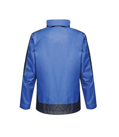 Regatta - Blouson CONTRAST - Homme (Bleu marine / Bleu ciel) - UTRG4095