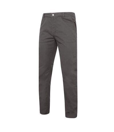 Asquith & Fox Mens Slim Fit Cotton Chino Trousers (Slate) - UTRW5355