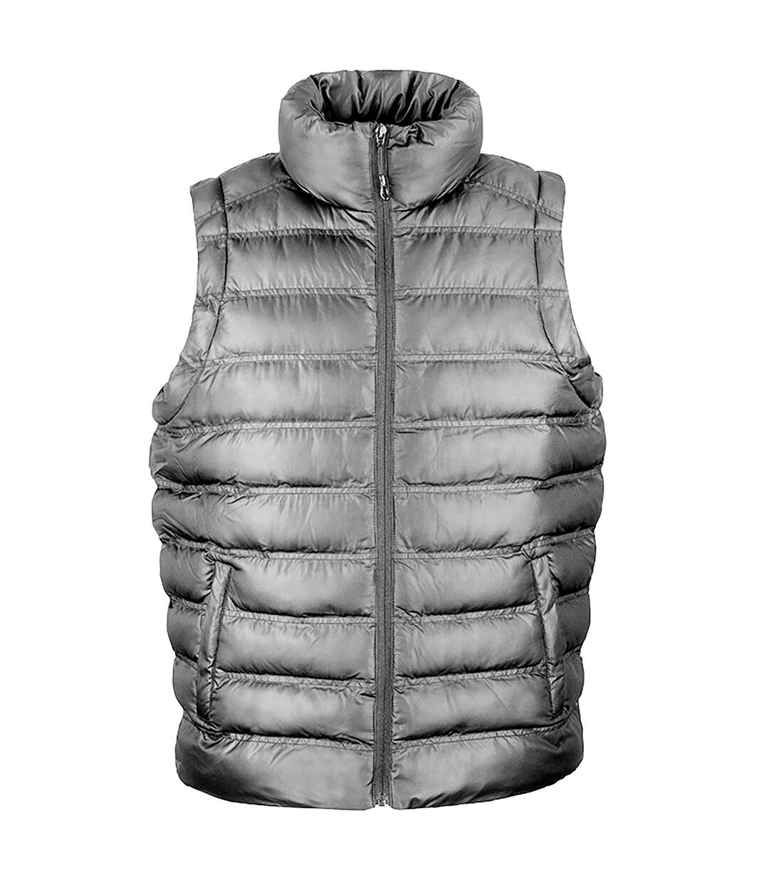 Result Mens Ice Bird Padded Bodywarmer / Gilet Jacket (Frost Grey) - UTBC2726