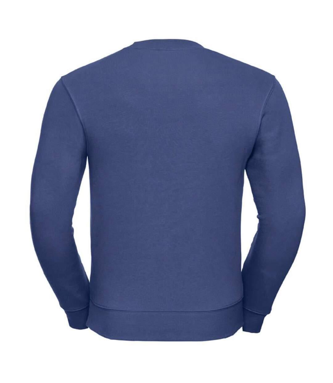 Russell Mens Authentic Sweatshirt (Slimmer Cut) (Bright Royal) - UTBC2067