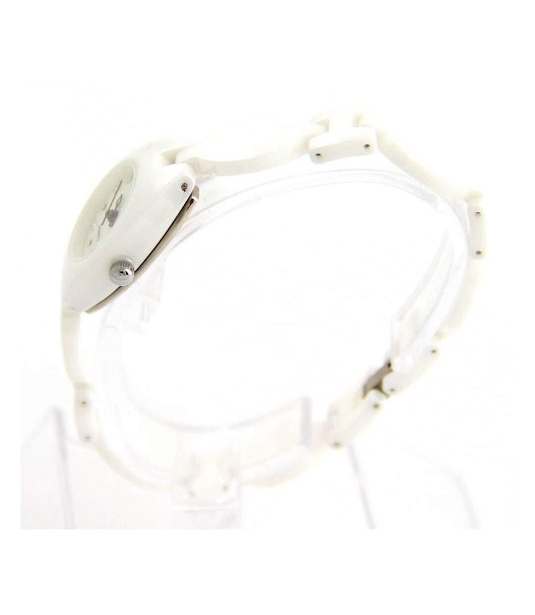 Dégagement Montre Femme SEVEN PRINCESS bracelet Céramique Blanc dsf.d455nksdKLFHG