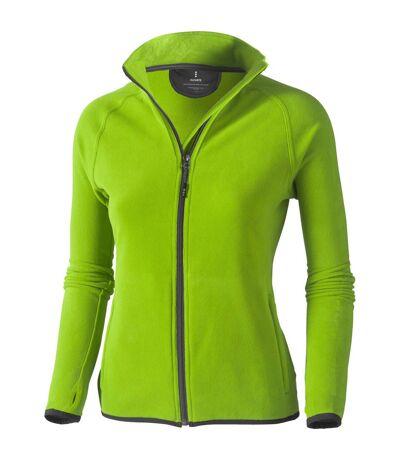 Elevate Womens/Ladies Brossard Micro Fleece (Apple Green) - UTPF1945