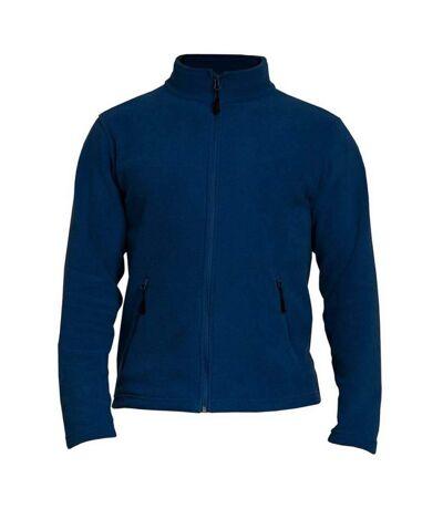 Gildan Mens Hammer Micro Fleece Jacket (Navy) - UTPC3986