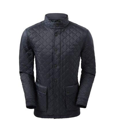 2786 Mens Quartic Quilt Jacket (Navy) - UTRW7386