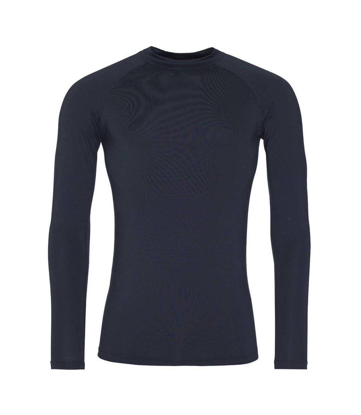 AWDis Just Cool Mens Long Sleeve Baselayer Top (French Navy) - UTRW5356