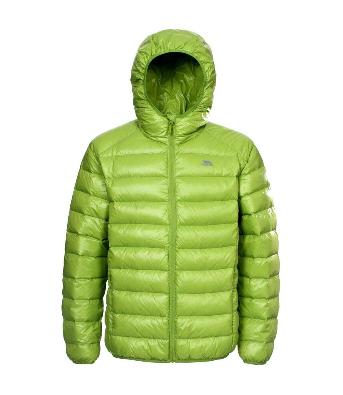 Trespass Mens Ramirez Down Lightweight Winter Jacket (Leaf) - UTTP857