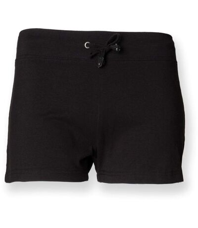 short taille basse femme - SK62 - noir