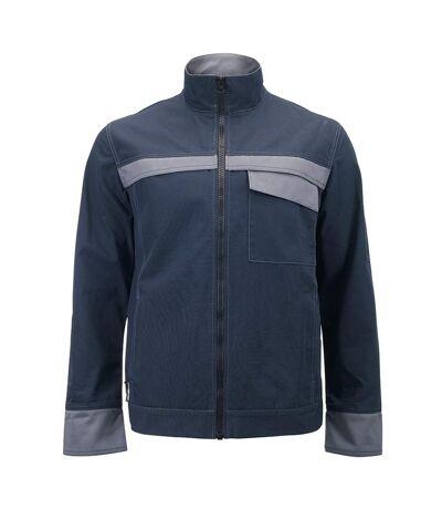 Alexandra Unisex Tungsten Work Jacket (Navy/Grey) - UTRW6051
