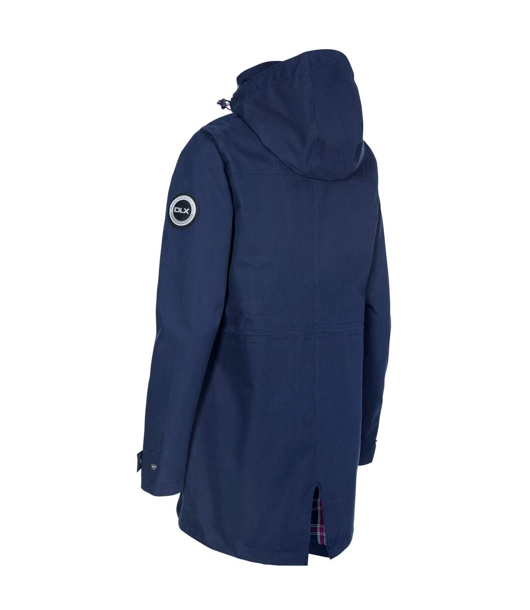 Trespass Womens/Ladies Henriette Waterproof DLX Jacket (Navy) - UTTP4652