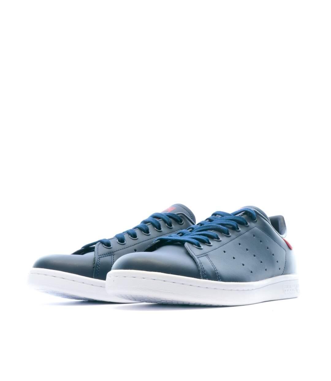Grande Vente Stan Smith Sneakers Marine Homme Adidas Originals dsf.d455nksdKLFHG