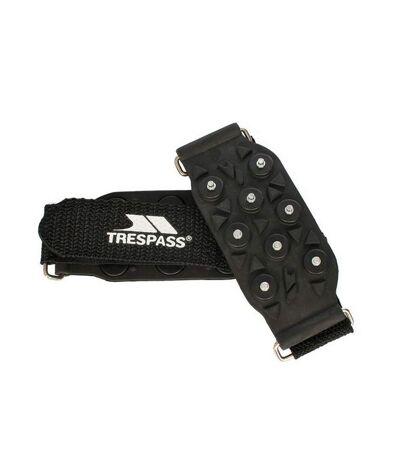 Trespass Clawz - Crampons à chaussures (Noir) (Taille unique) - UTTP1034