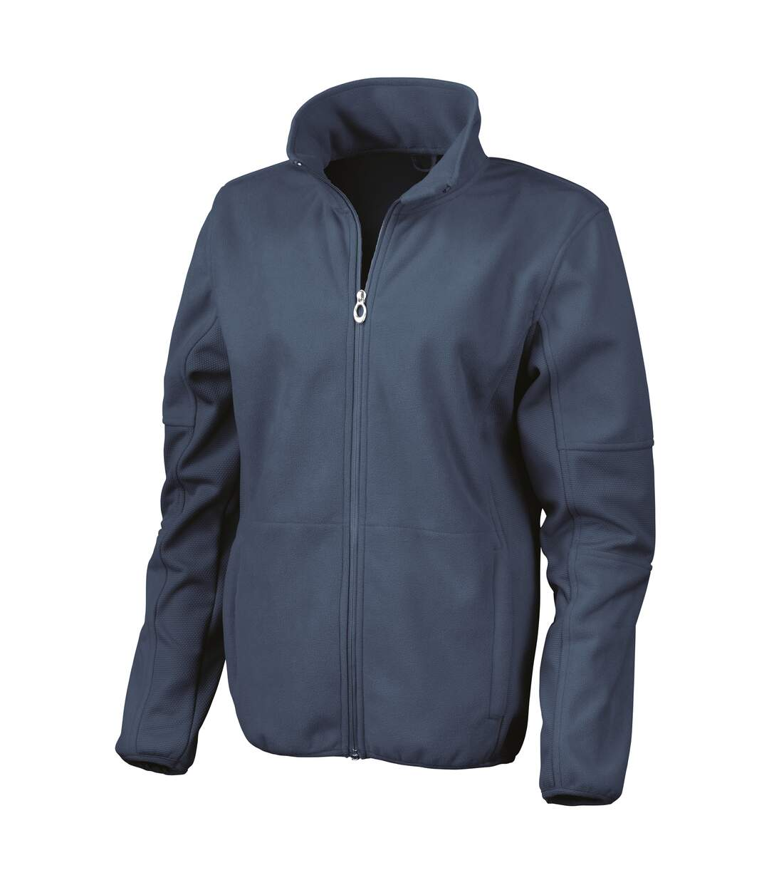 Result Womens/Ladies La Femme® Osaka Combed Pile Softshell Jacket (Waterproof, Windproof And Breathable) (Navy) - UTRW3214