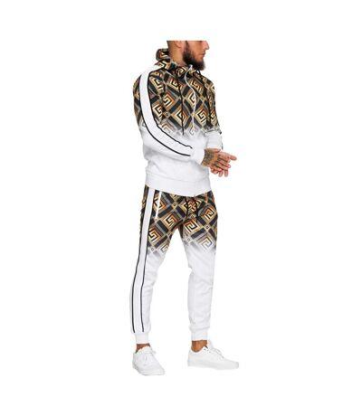 Survetement fashion homme Survêt 1560 blanc