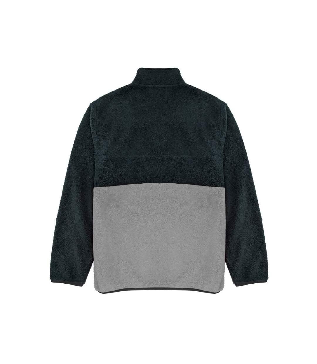 Amplified - Haut polaire DARK SIDE - Homme (Noir / Gris foncé) - UTGD338