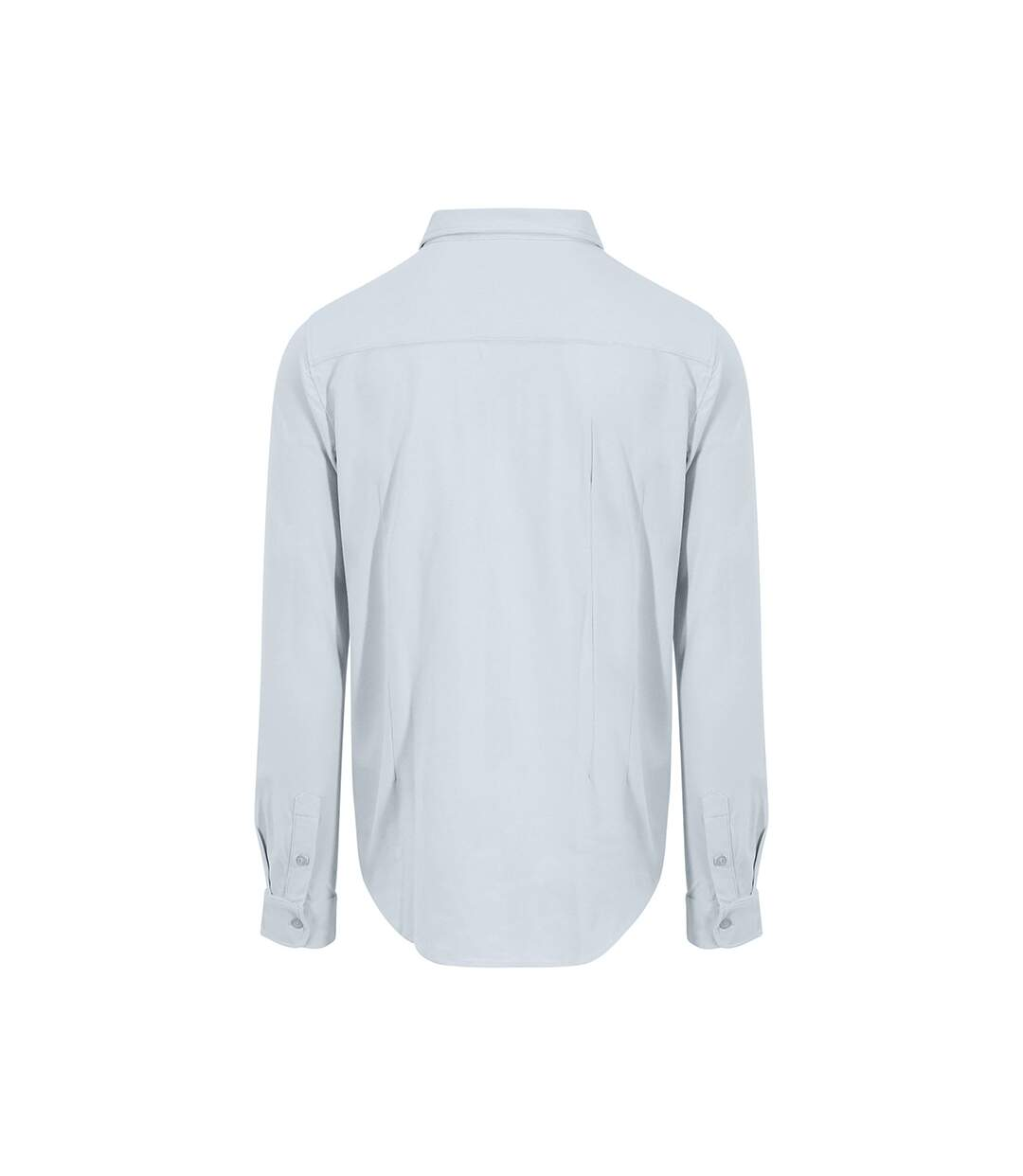 AWDis So Denim Mens Oscar Knitted Long Sleeve Shirt (Blue) - UTPC3555
