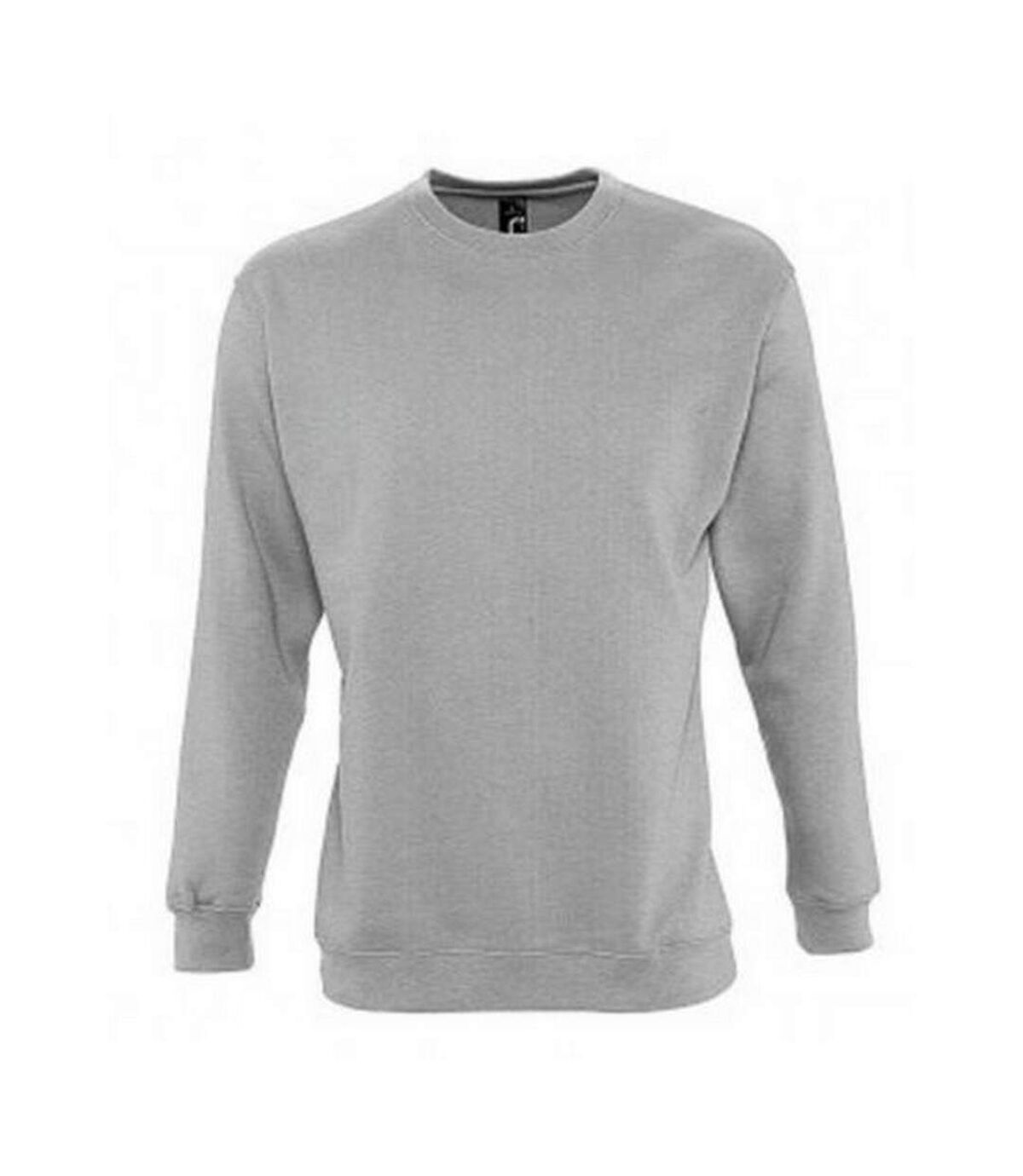 SOLS Supreme - Sweatshirt - Homme (Gris marne) - UTPC2415