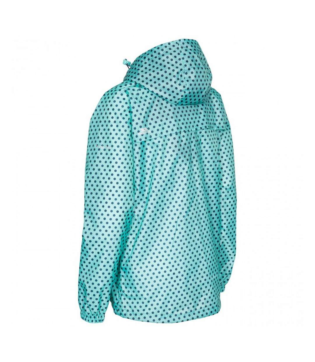 Trespass Womens/Ladies Indulge Waterproof Packaway Jacket (Tropical Print) - UTTP4649