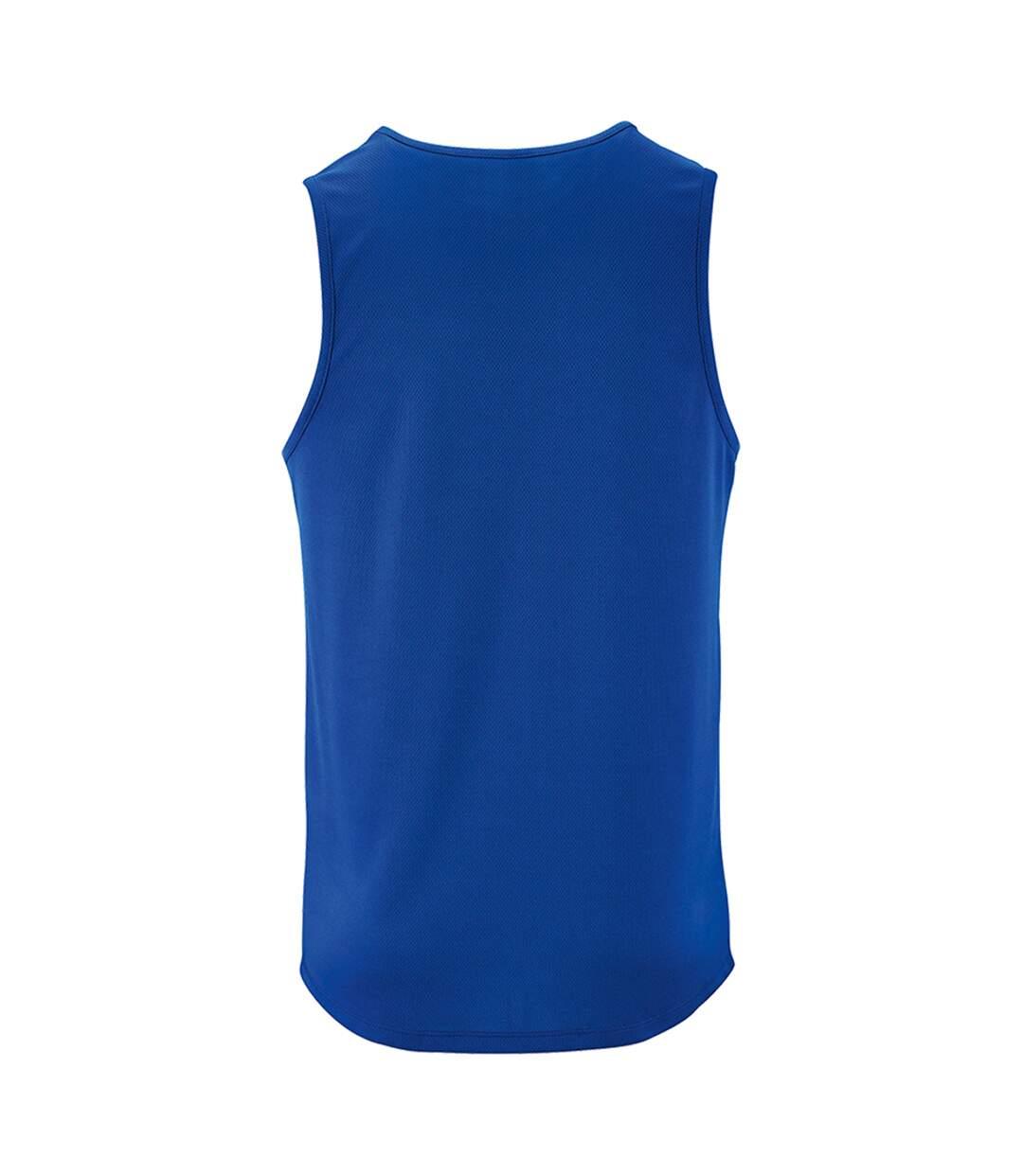 SOLS Mens Sporty Performance Tank Top (Royal Blue) - UTPC2904