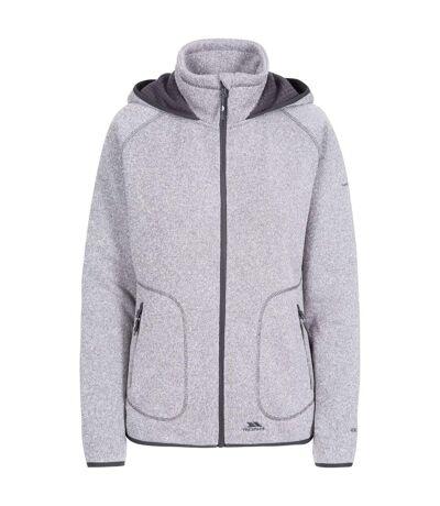 Trespass Womens/Ladies Splendor Fleece Jacket (Grey) - UTTP5109