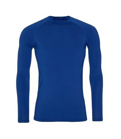 AWDis Just Cool Mens Long Sleeve Baselayer Top (Royal Blue) - UTRW5356