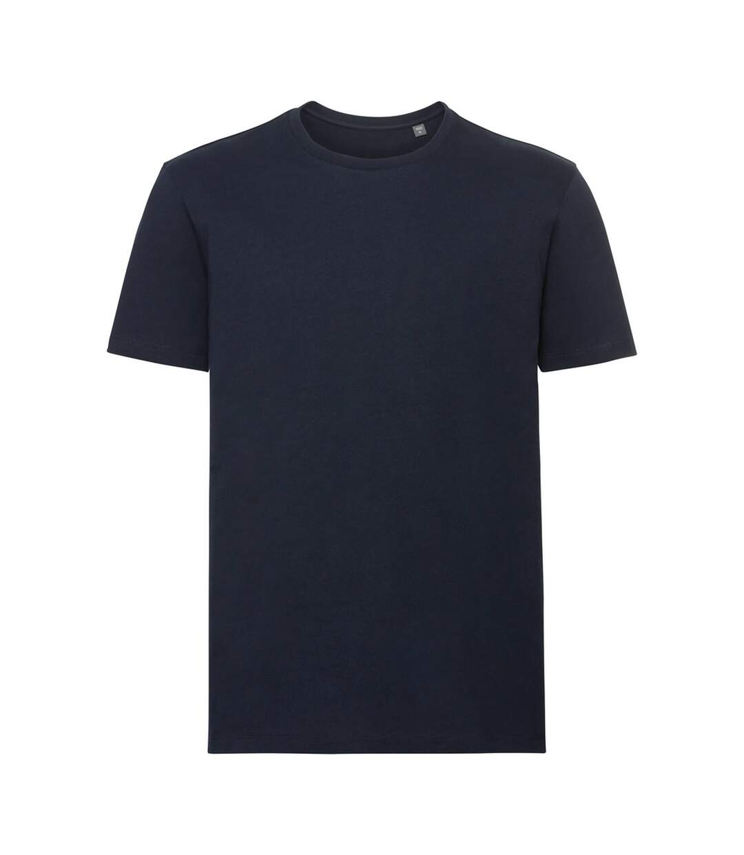 Russell - T-shirt manches courtes AUTHENTIC - Homme (Bleu marine) - UTPC3569