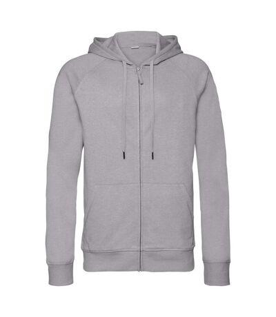 Russell - Sweat-shirt à capuche HD - Homme (Gris clair chiné) - UTRW6076