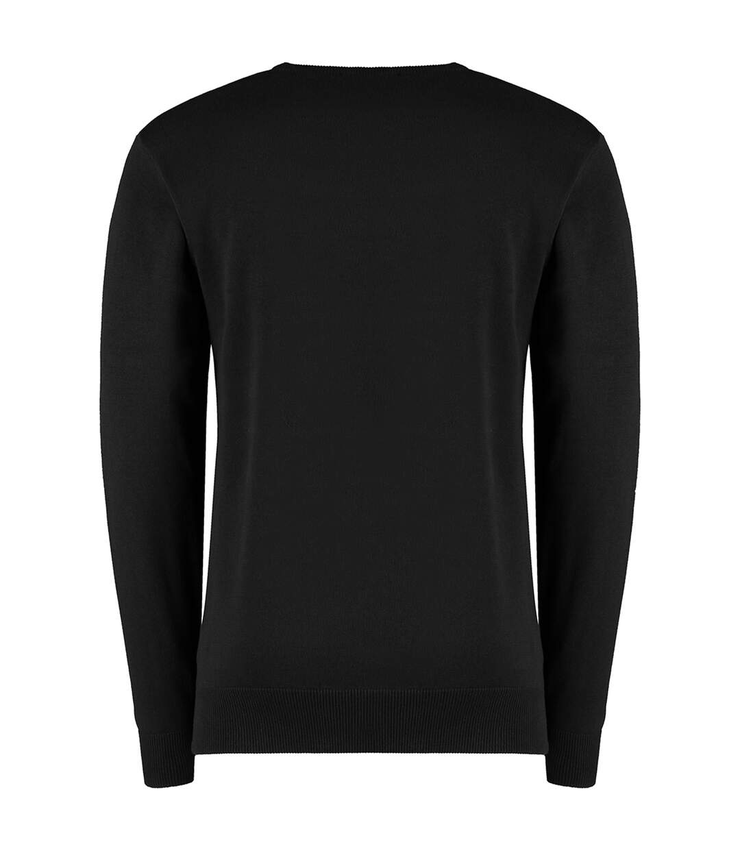 Kustom Kit Mens Arundel Crew Neck Sweater (Black) - UTPC3840