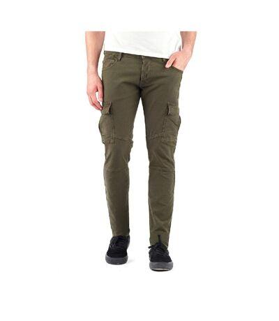 Pantalon Kaki Homme Le Temps des Cerises Elvan