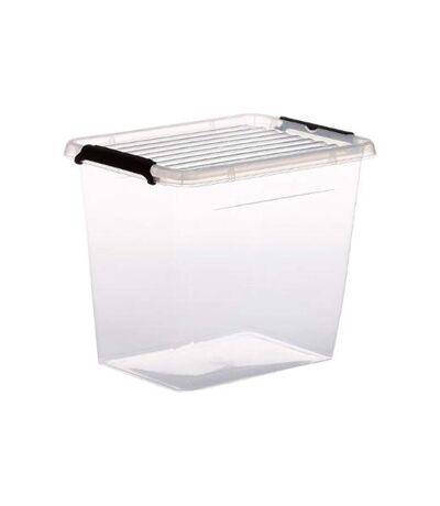 Boîte de Rangement Clip 3L Transparent
