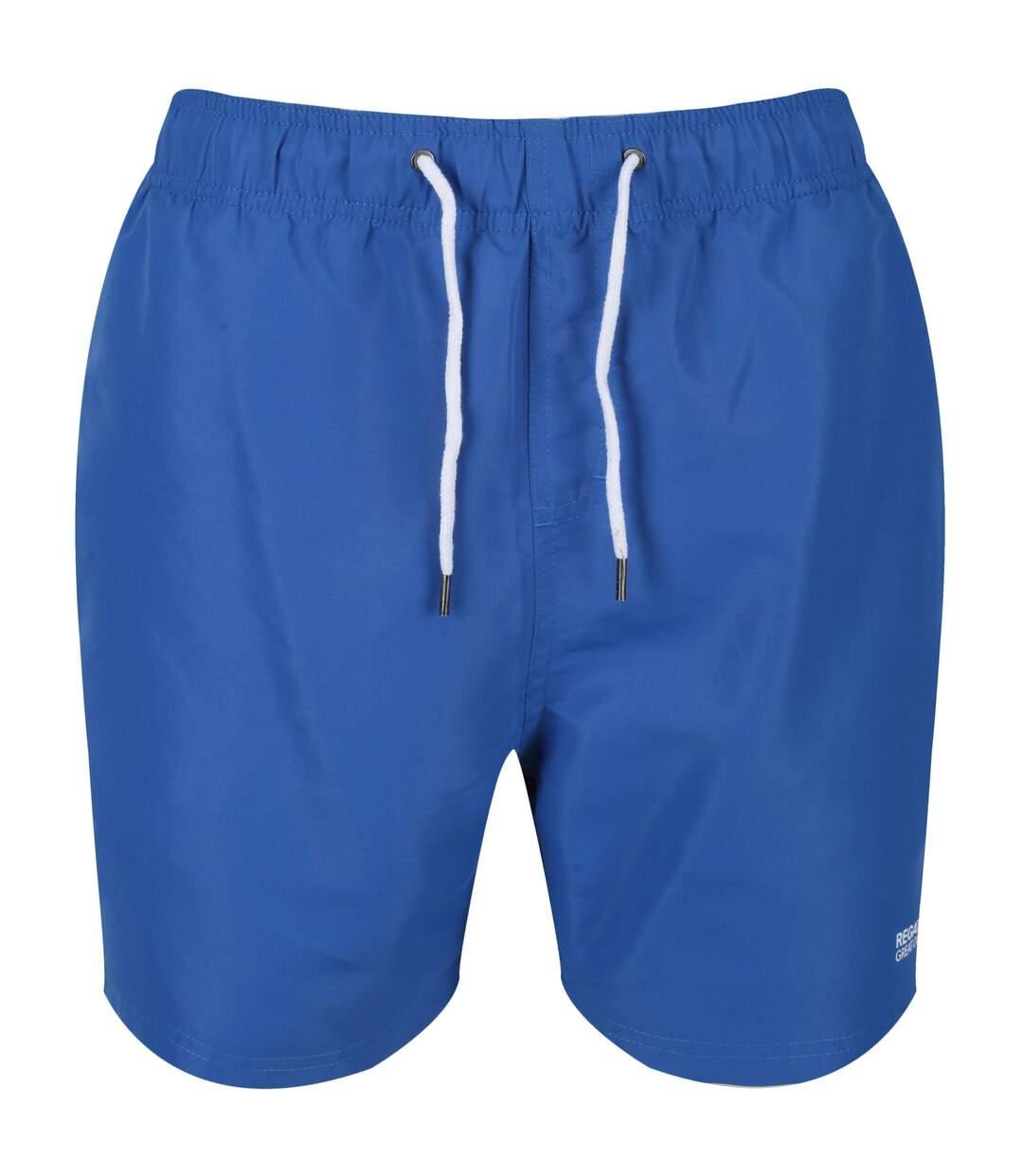 Regatta Mens Mawson II Swim Shorts (Sea Photographic Print) - UTRG4023