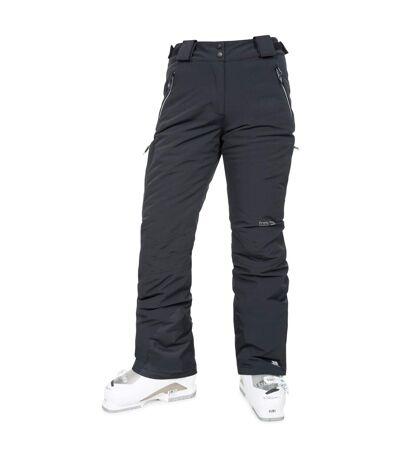 Trespass Womens/Ladies Galaya Waterproof Ski Trousers (Black) - UTTP3957