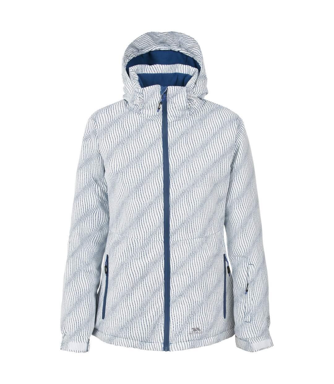Trespass Womens/Ladies Ravella Waterproof Padded Ski Jacket (Indigo) - UTTP3076