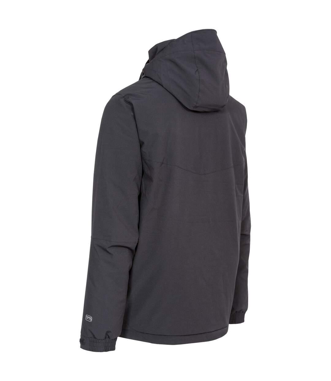 Trespass Mens Kilkee Waterproof Ski Jacket (Black) - UTTP4355