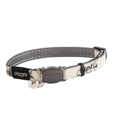 Rogz - Collier chat avec clochette (Noir) (Taille unique) - UTTR320