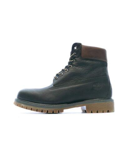 Boots Noir Homme Timberland Premium