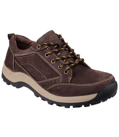 Cotswold Nailsworth - Chaussures décontractées en cuir - Homme (Marron) - UTFS3466