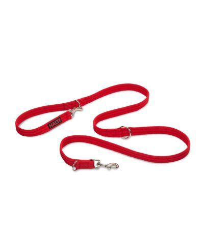 HALTI - Laisse de dressage pour chien (Rouge) (S) - UTTL1107