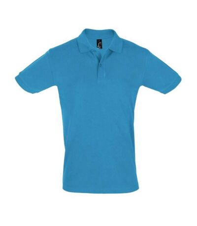 SOLS - Polo manches courtes PERFECT - Homme (Bleu clair) - UTPC283