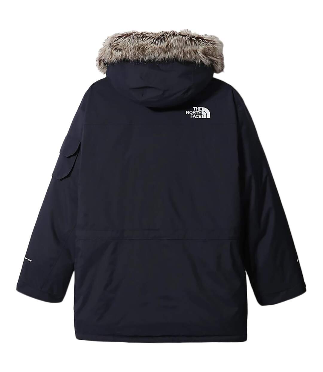 Parka Materiaux Recycles The North Face McMurdo